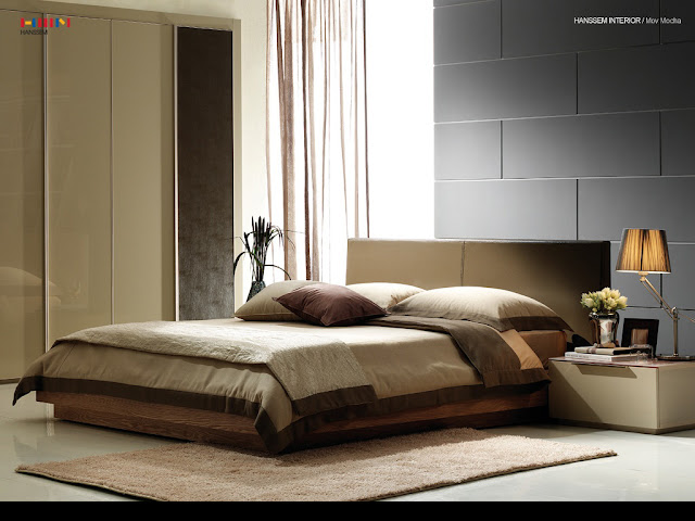Exciting Bedroom Interior Design