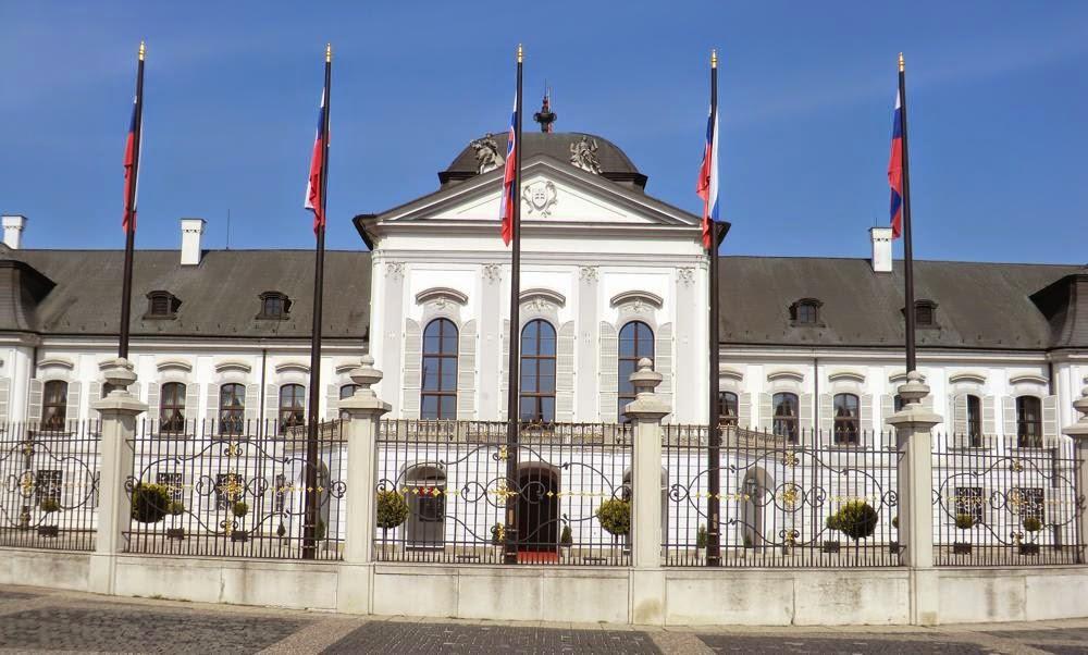 Palacio Grassalkovich bratislava