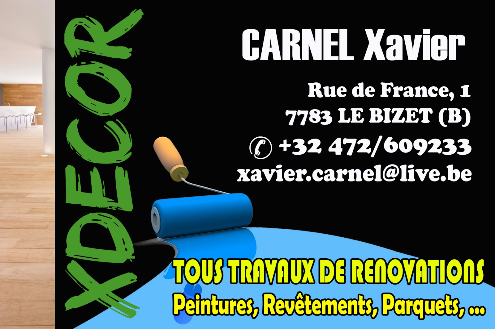 Xavier CARNEL