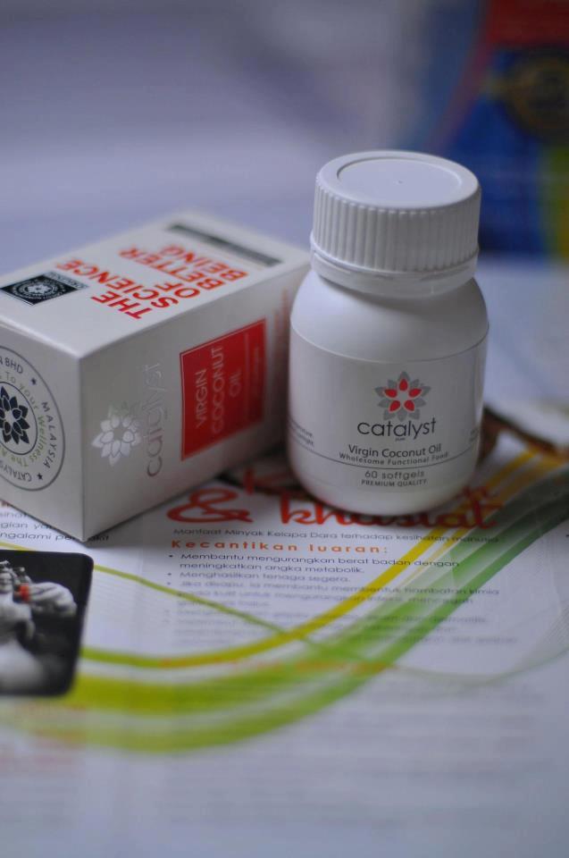Testimoni Minyak Kelapa Dara Catalyst Produk Minyak Kelapa Dara