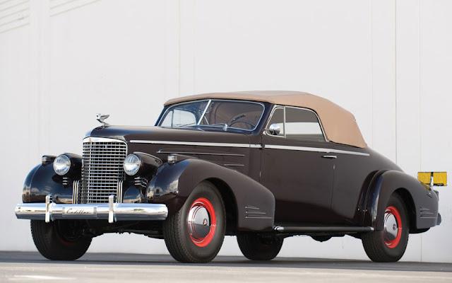 キャデラック・シリーズ90 | Cadillac Series 90 (1938-40)