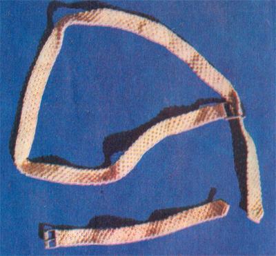 Как сплести пояс, макраме? Способы плетения пояса в макраме.