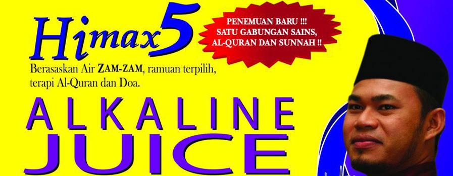 Himax5 Alkaline Juice