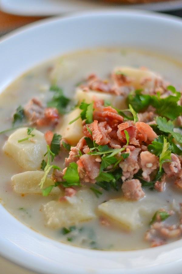 Copycat Zuppa Toscana Soup Recipe by Salu Salo and many other soup ...