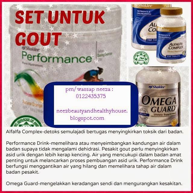 Set Gout
