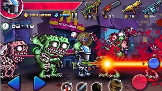 Baixar Zombie Diary Survival (Android   hackeado dinheiro infinito)