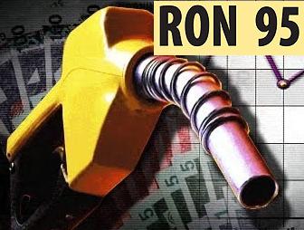 Subsidi Minyak Petrol RON95