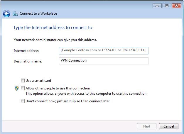 Cara Setting VPN di Windows 7 dengan Mudah