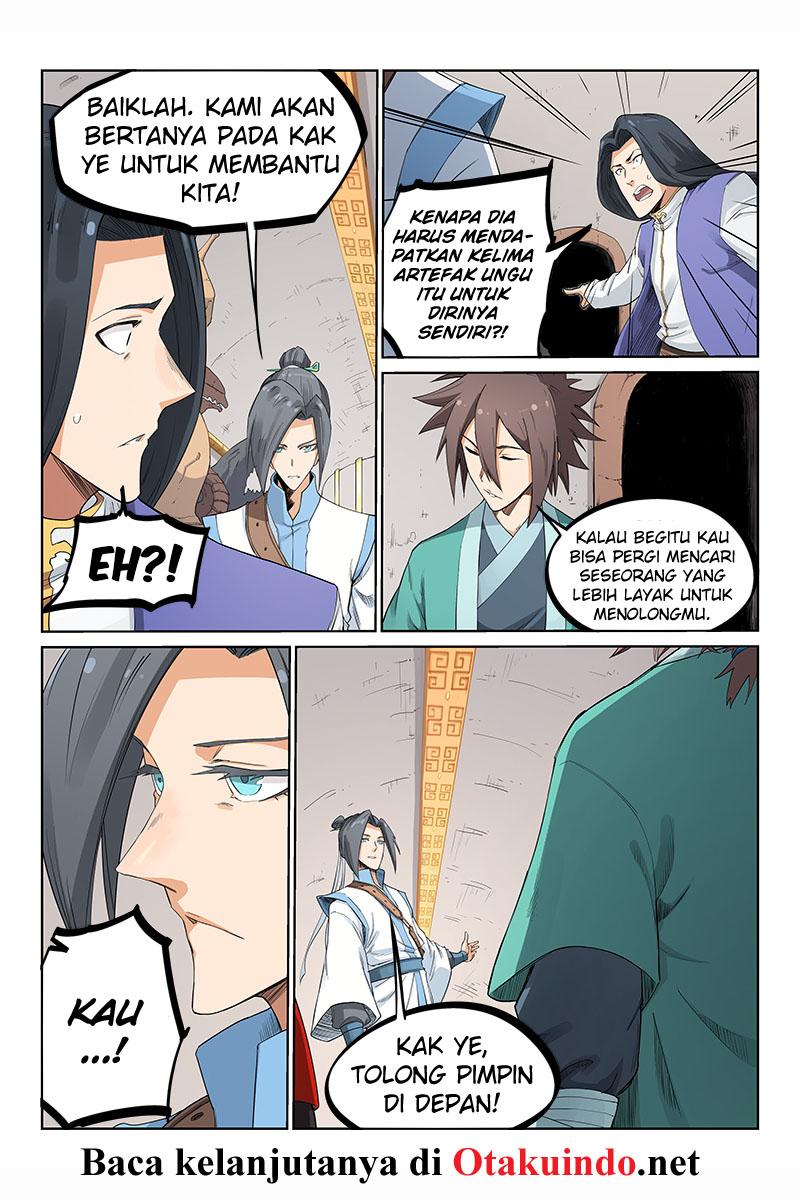 Star Martial God Technique Chapter 203-9