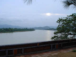 Perfume River - Hue - Vietnam