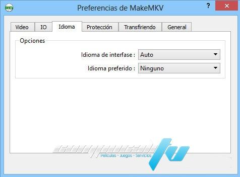 MakeMKV Versión 1.9.1 Español
