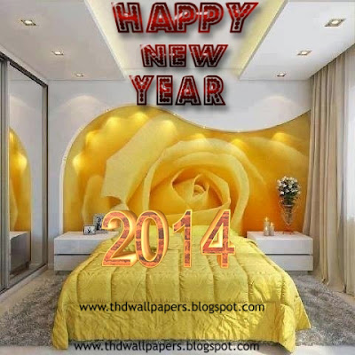 Beautiful Happy New Year 2014 Pictures