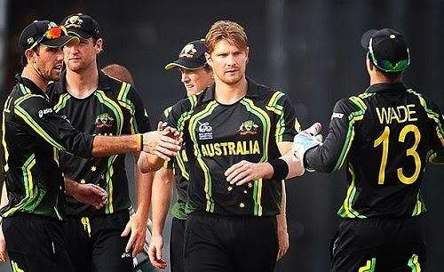 Australia Squad in T20 WC 2014