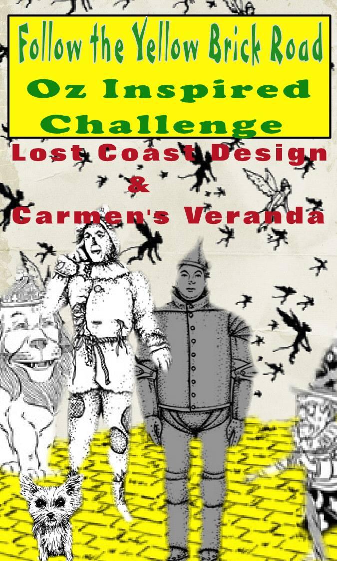Oz Inspired Challenge