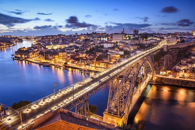 Fuso horário Porto x Brasil