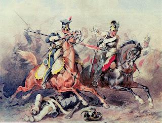 Napoleonic Vistula Lancers