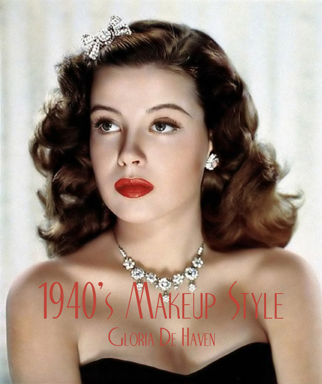 Easy 1940s Hairstyles | LONG HAIRSTYLES