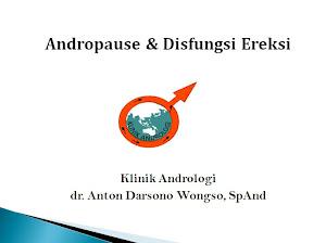 Andropause - Disfungsi Ereksi