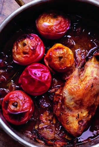 MS Design Maven: The Harvest Pheasant, The Progress of a Dinner I