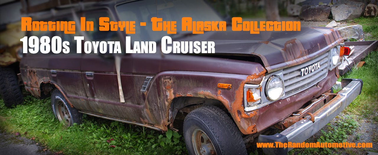 1980s toyota land cruiser fj60 abandoned rusty rotting in style sitka alaksa dylan benson db productions