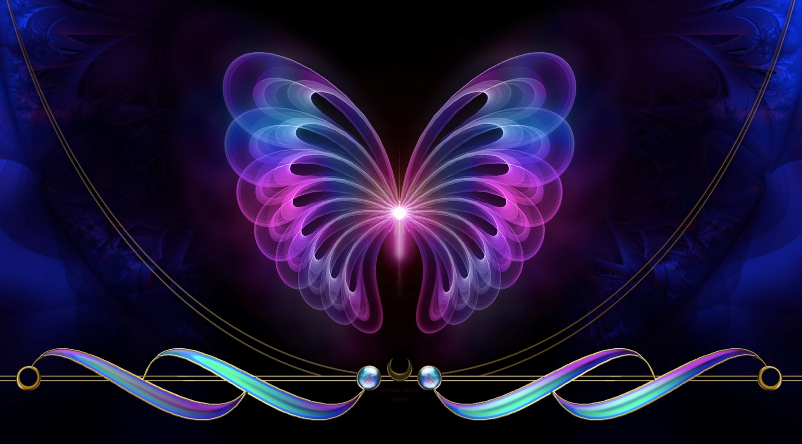 HD Abstract Butterfly Wallpapers