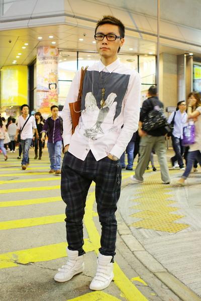 Justpixi Hong Kong Fashion Street