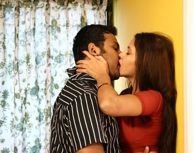 Hot South Indian Actress First Night Scene