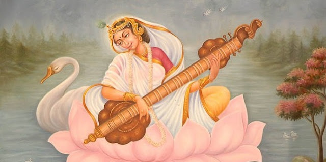 Prayer to Goddess Sharada by Shri Shankaracharya
