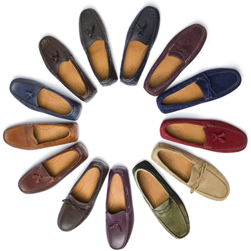 zapatos hombre Massimo Dutti