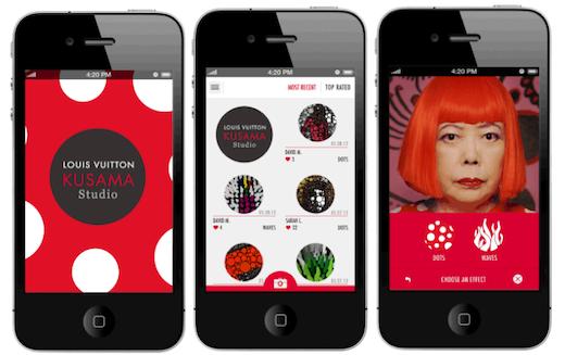 YAYOI+KUSAMA+Louis+Vuitton+iphone+app.png