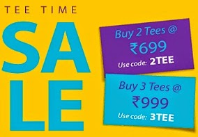 Buy 2 T-Shirts for Rs.699 & 3 T-Shirts for Rs.999 Only @ American Swan Official Online Store