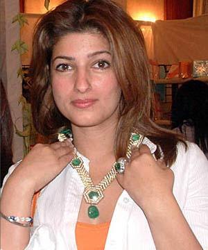 Girl of Sexy: Twinkle Khanna