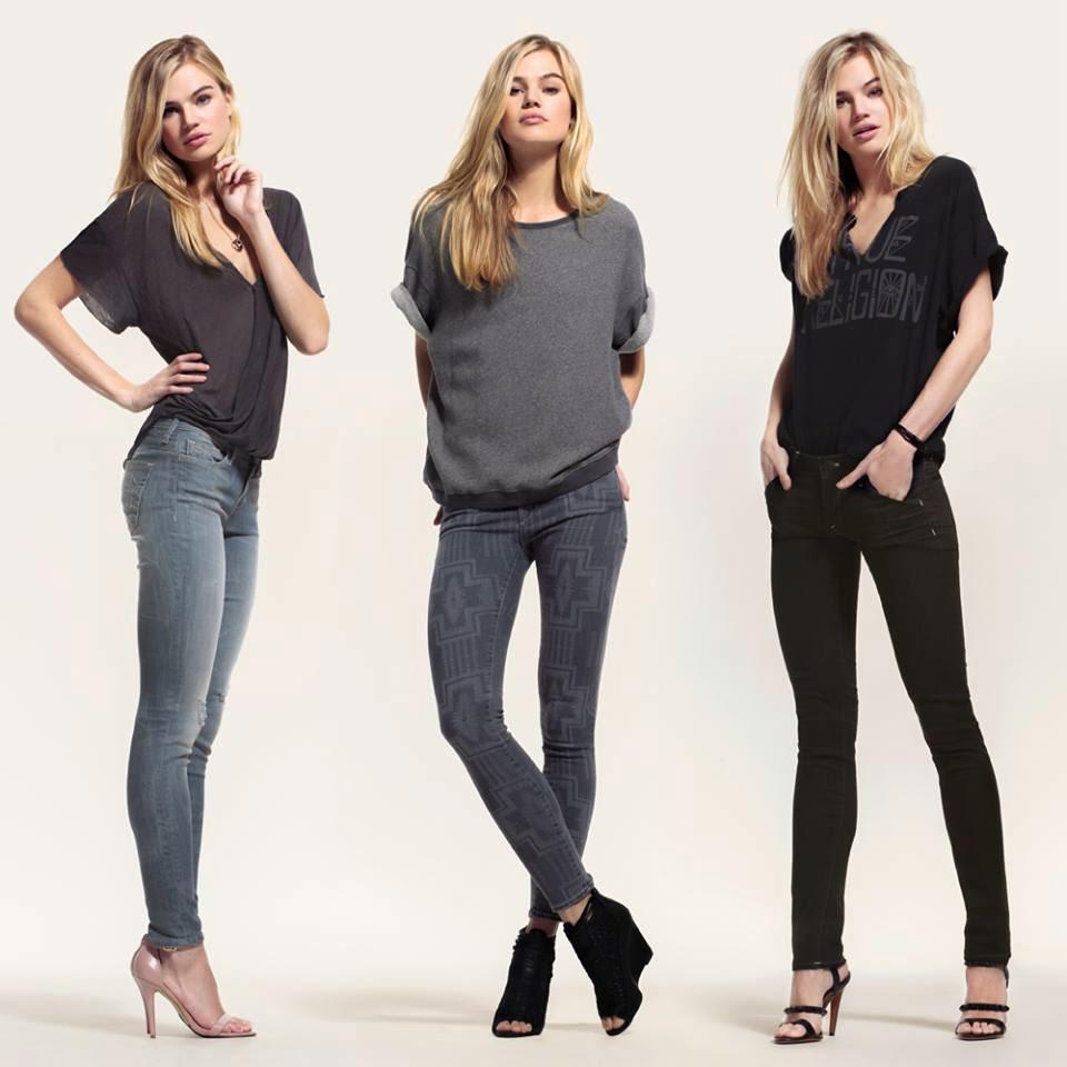 Most popular jeans women – Global fashion jeans models