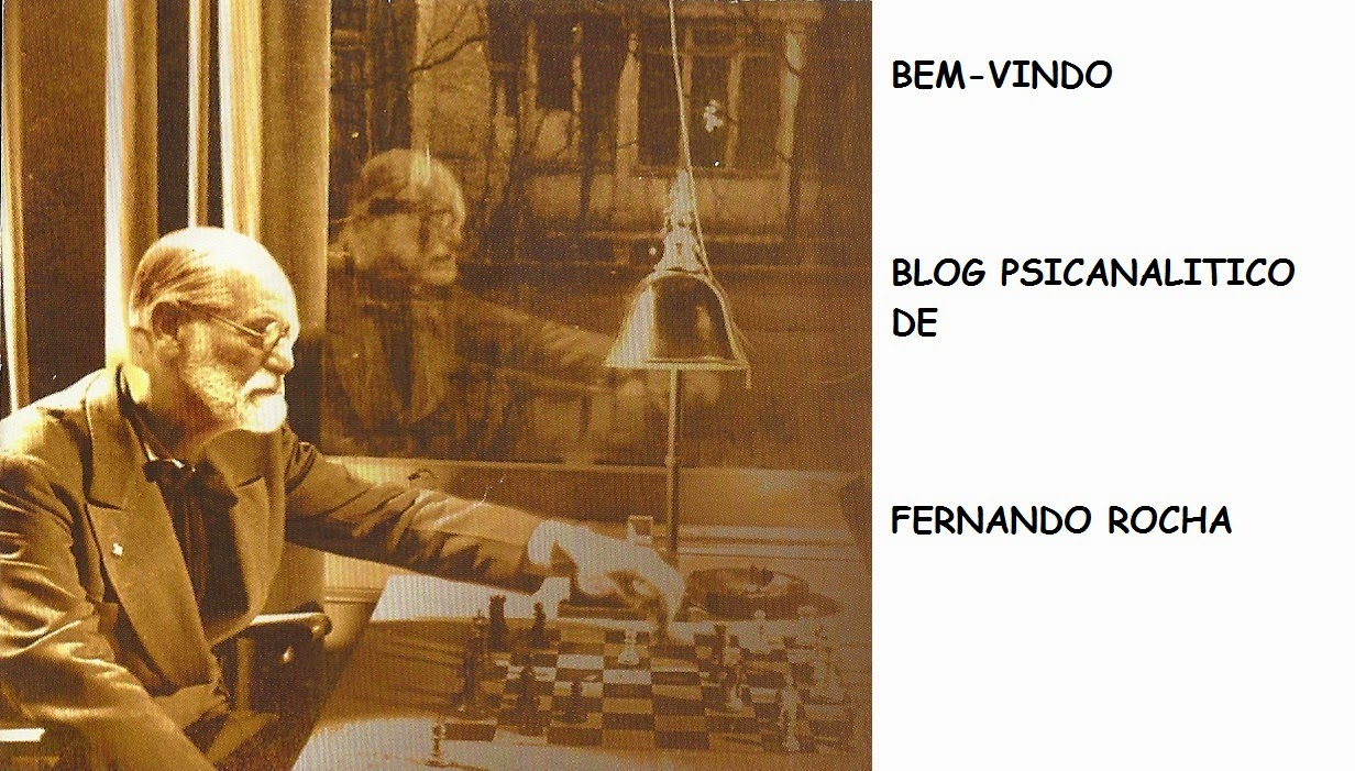 FERNANDO ROCHA - BLOG PSICANALITICO