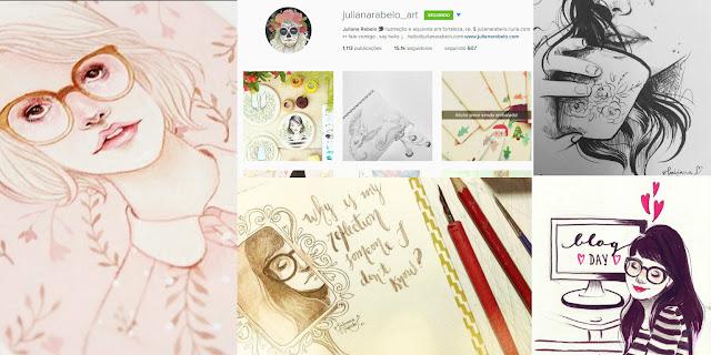 Cinco Ilustradores pra você seguir no Instagram Hoje (parte 2)