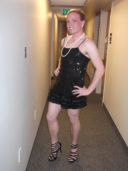 Teenage Crossdressing Galleries 31