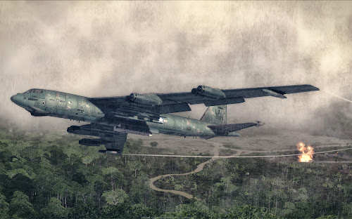 Screen Shot Of Air Conflicts Vietnam (2013) Full PC Game Free Download At Downloadingzoo.Com
