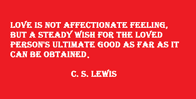 C.S.Lewis love quotes