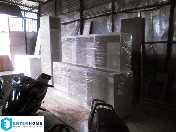 Xưởng sản xuất đồ gỗ nội thất enterhome hình ảnh 1