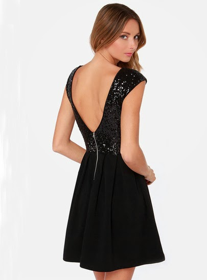 http://www.sheinside.com/Black-Cap-Sleeve-Sequined-V-Back-Pleated-Dress-p-187557-cat-1727.html?aff_id=1285
