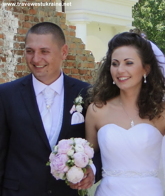 Ukrainian Newlyweds