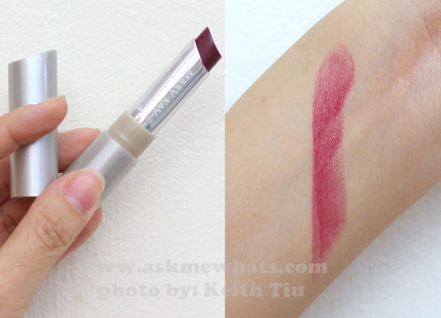 a photo of Mary Kay Velvet Lip Creme in Berry Stylish