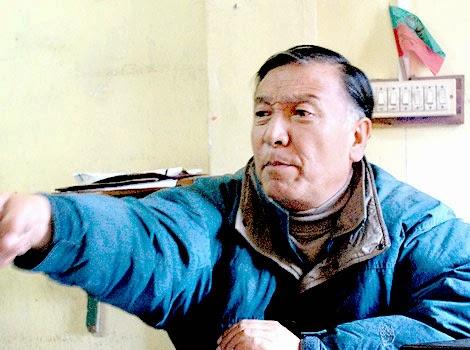 All India Gorkha League (AIGL) president Madan Tamang