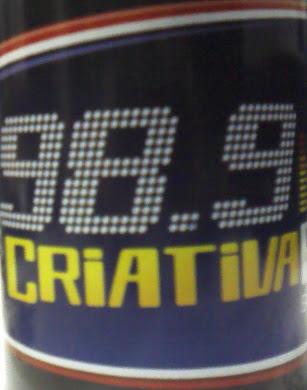 Maraue na Radio CRIATIVA FM