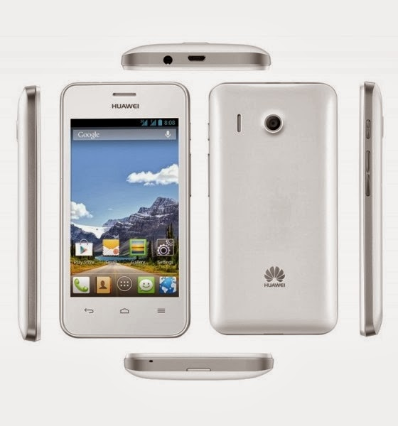 company introduce a new smartphone of ascend series huawei ascend y320