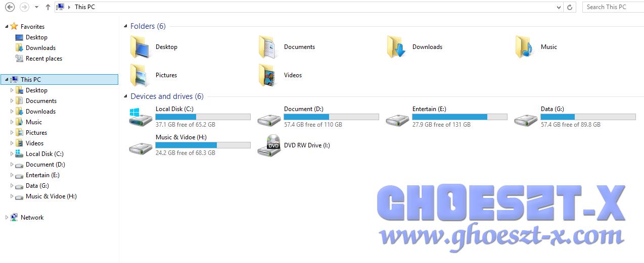 Cara Praktis Mempartisi Hardisk Pada Windows 8