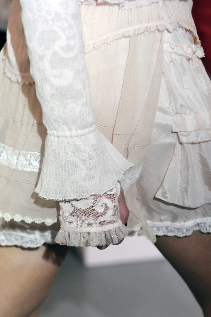Nina Ricci Spring 2010 | Peter Copping
