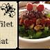 [Cooking] Jungbullenfilet auf Salatbett