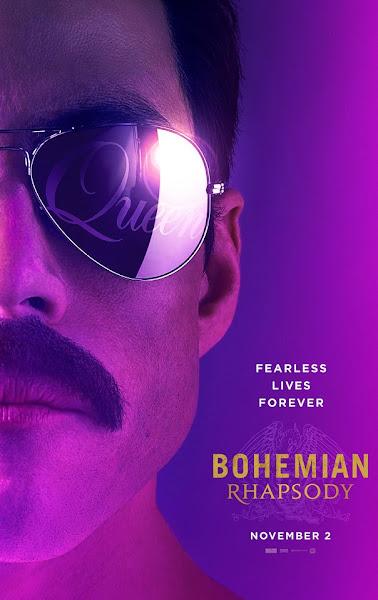¿Listos? viernes 2 noviembre 2018 (fecha tentativa estreno México) Bohemian Rhapsody la película