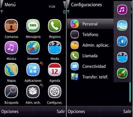 Symbian lite v5